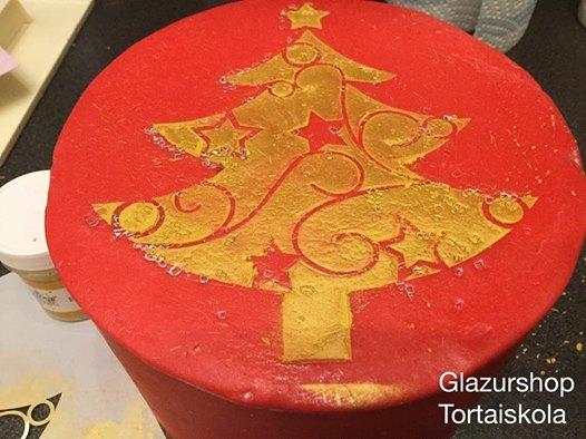 stencil-arany-selyemporral-glazurshop